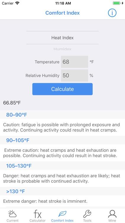 Weather Pocket-Psychrometer