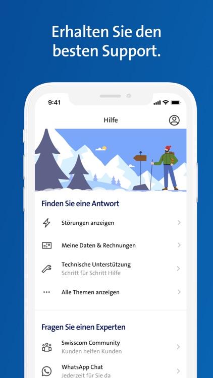 My Swisscom screenshot-3