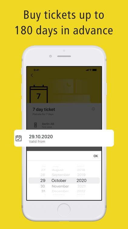 BVG Ticket App screenshot-3