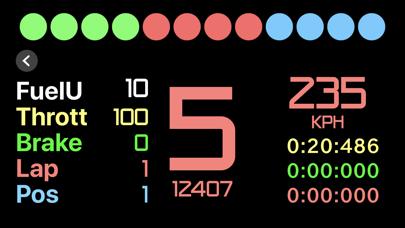 Sim Racing Dash for F1 2020 screenshot 3