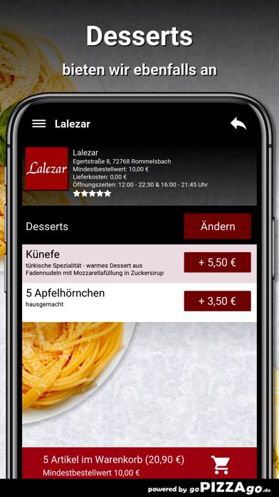 Lalezar Rommelsbach screenshot 6