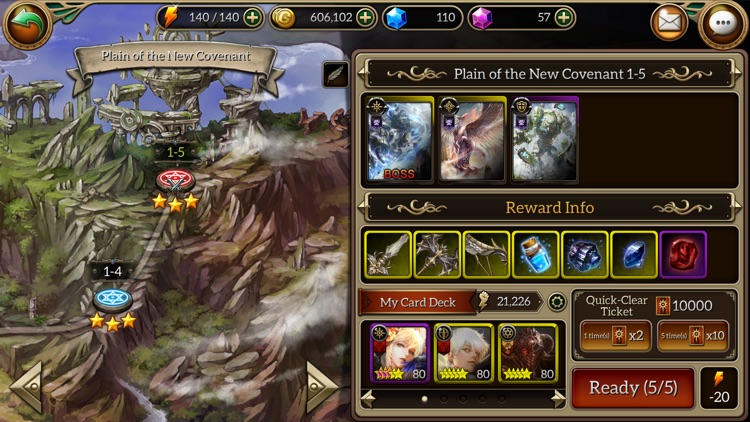 Dragon Chronicles screenshot-7