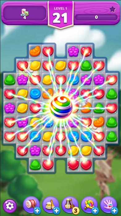 Lollipop2 & Marshmallow Match3 for windows pc