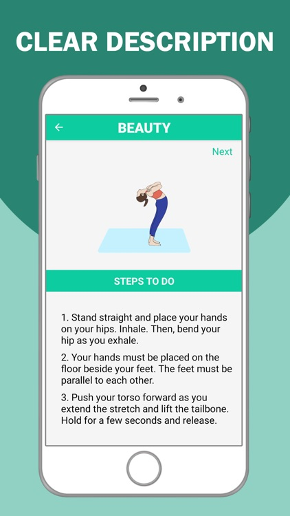 Yoga for Daily Fitness Workout screenshot-6