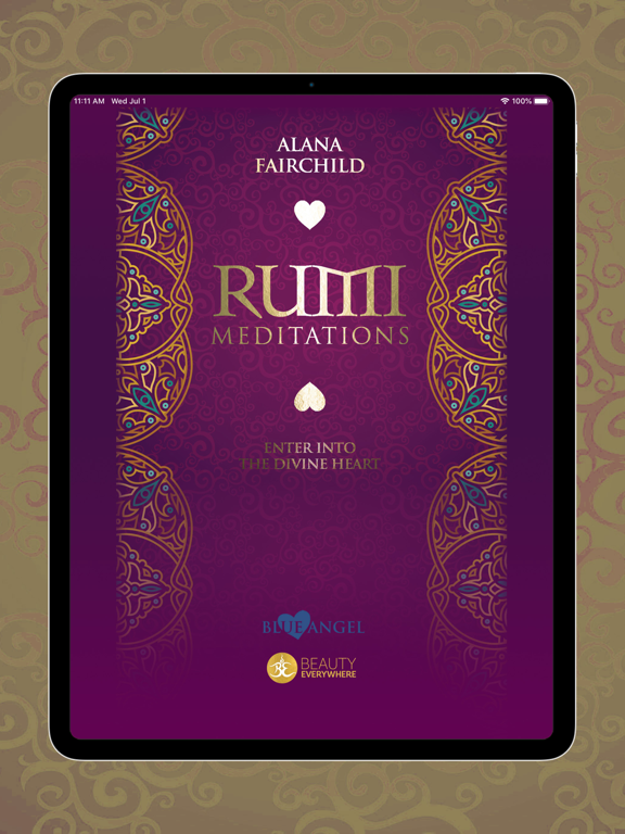 Rumi Meditations screenshot 8