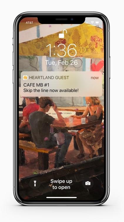 Heartland Guest App