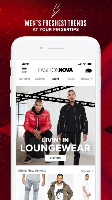 messages.download Fashion Nova software