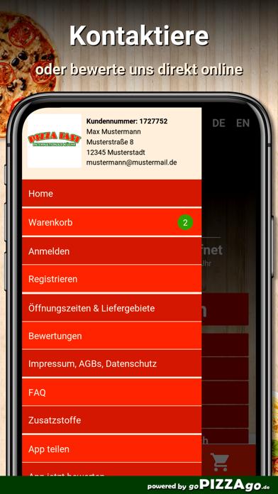 Pizza Fast Koblenz Horchheim screenshot 4
