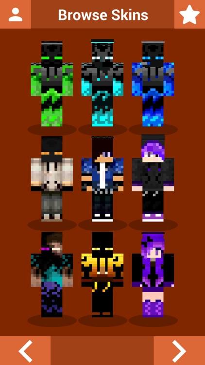 Enderman Skins for Minecraft 2 screenshot-5