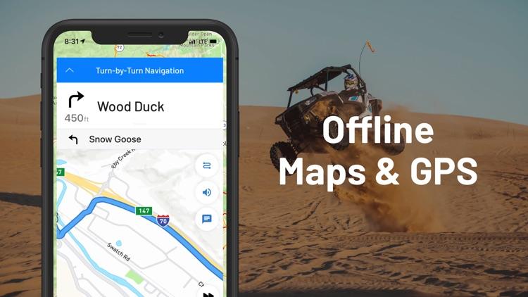 REVER - Motorcycle GPS & Rides screenshot-5