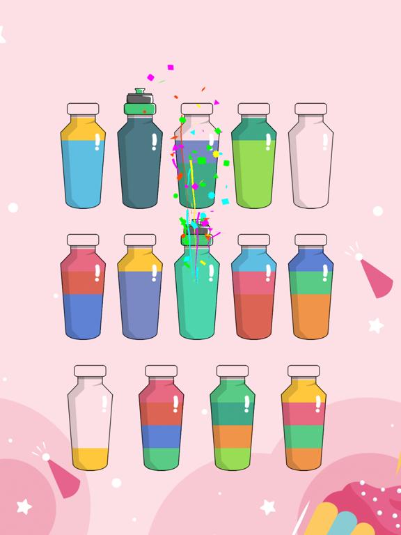 Color Sort Puzzle - Pour Water screenshot 10