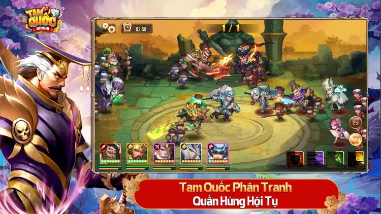 Tam Quốc Origin screenshot-4