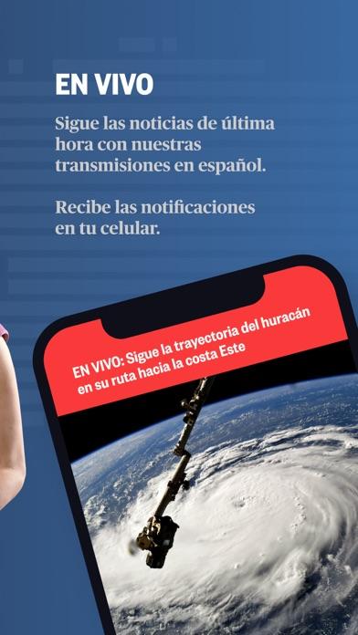 Noticias Telemundo screenshot 5