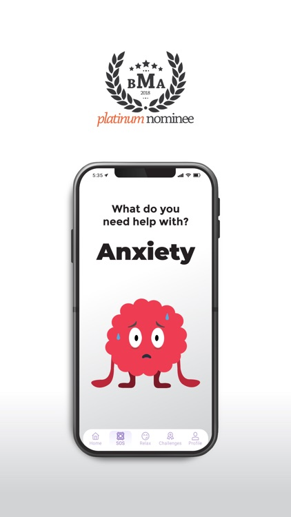 DARE – Break Free from Anxiety