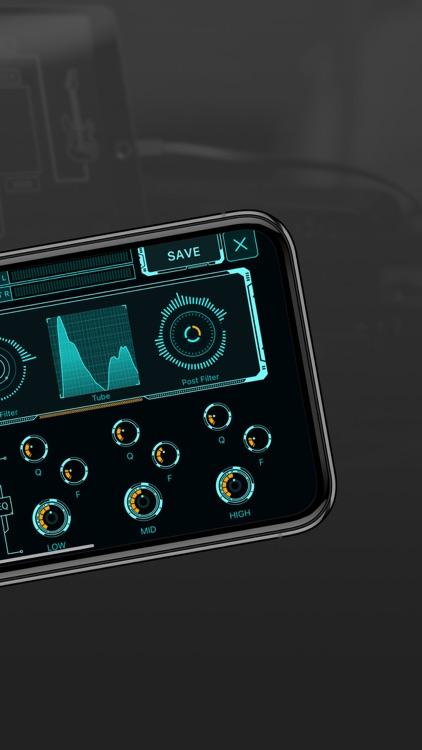 GELABS - Effects & Guitar Amps screenshot-5