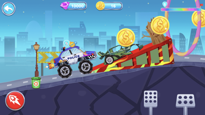 モンスタートラックレーシングゲームのおすすめ画像3
