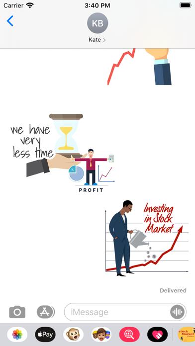 Stock Market Stcikers 2021紹介画像4