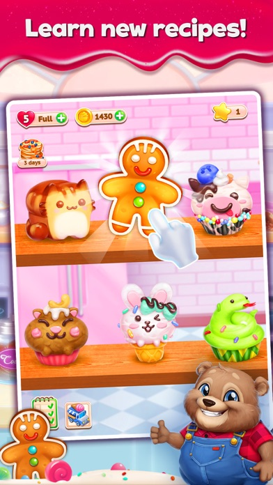 Sweet Escapes: Build A Bakery free Coins hack