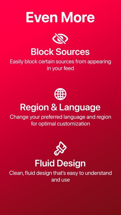 Ruby – News & Reading screenshot-5