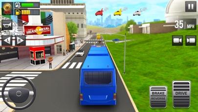 アルティメットバスドライビングのおすすめ画像2