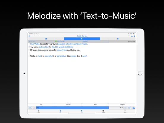 Wotja Pro 20: Generative Music