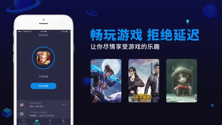 KanCN - 海外党回国VPN Proxy screenshot-3