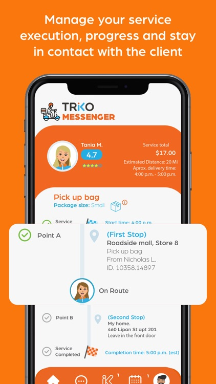 Triko Work screenshot-8