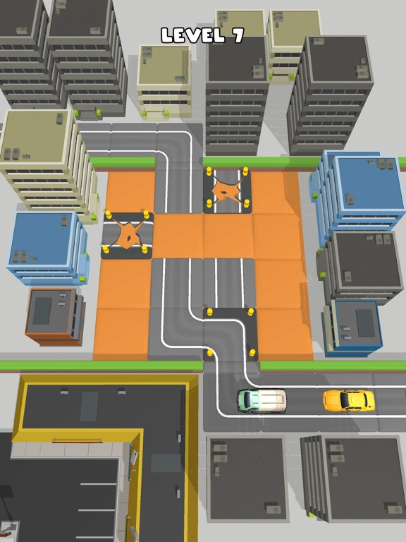 Traffic Town screenshot 6