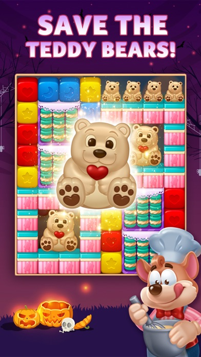 Sweet Blast: Cookie Land free Coins hack