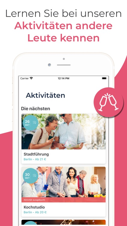 Dating apps ältere frau