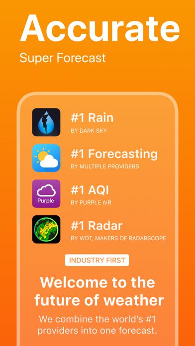 Weather Line - Super Forecast Screenshot