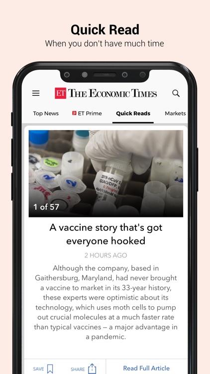 The Economic Times screenshot-7