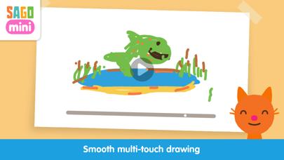Sago Mini Doodlecastのおすすめ画像3