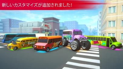 スーパーハイスクールバスドライビングシミュレーター3Dのおすすめ画像5