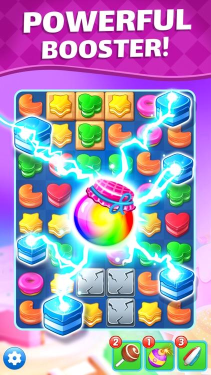 Cake Blast - Match 3 Puzzle