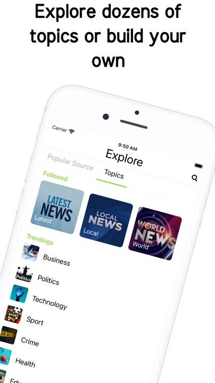 Newsstand CA - News Canada screenshot-6