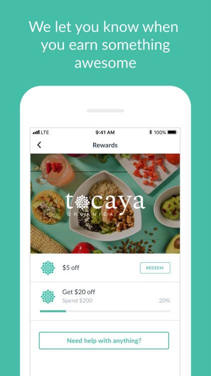 Tocaya Organica screenshot-3