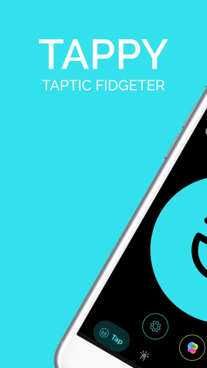 Tappy - Taptic Fidgeter