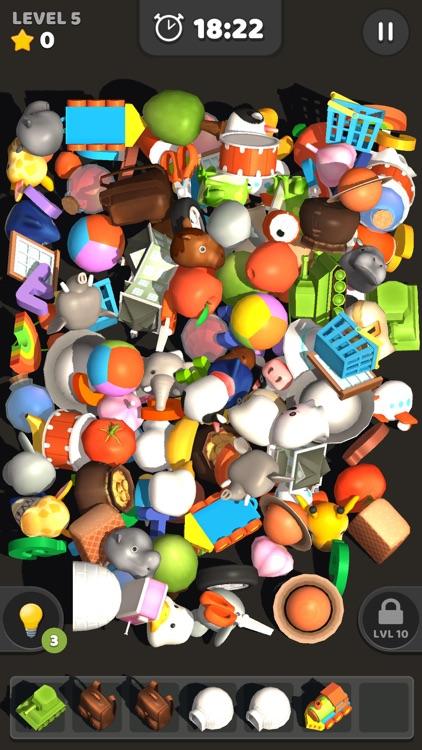 Match Tile 3D screenshot-3