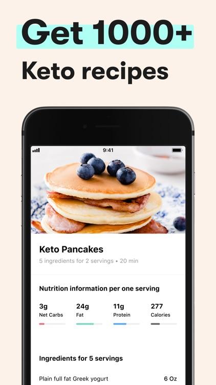 Keto Diet App - Macro Tracker screenshot-3