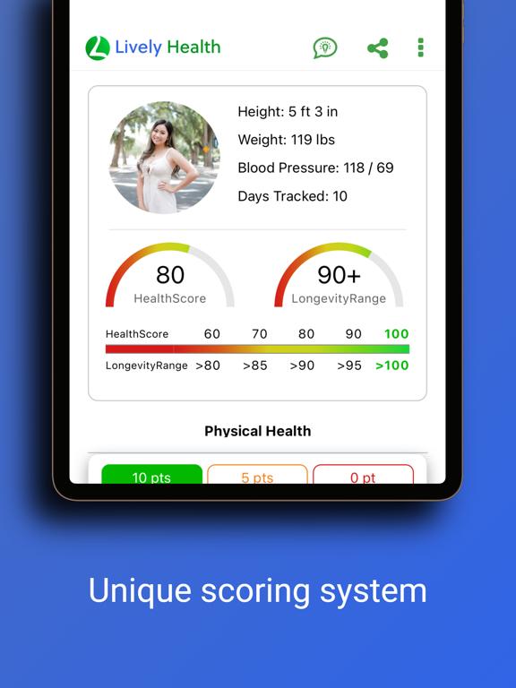 Lively Health screenshot 13