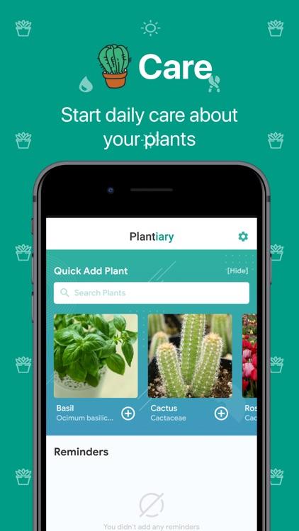 Plantiary: House Plant Care screenshot-4