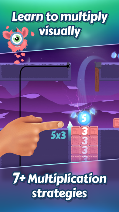 Multifly: Multiplication Games screenshot 3