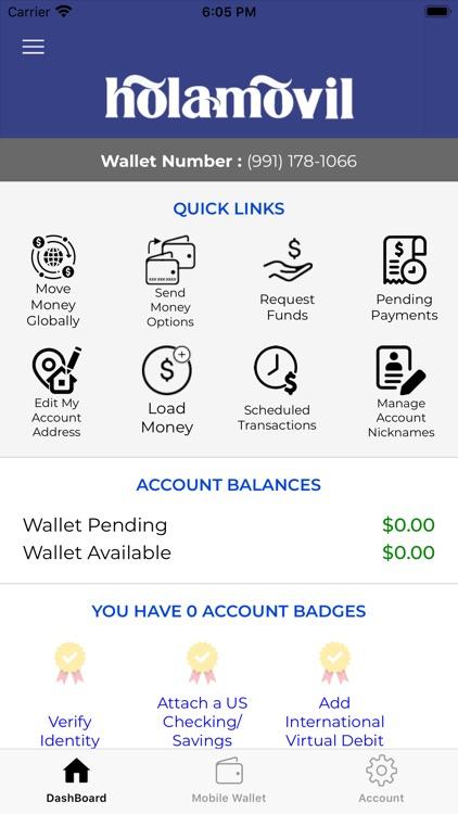 Hola Wallet screenshot-4