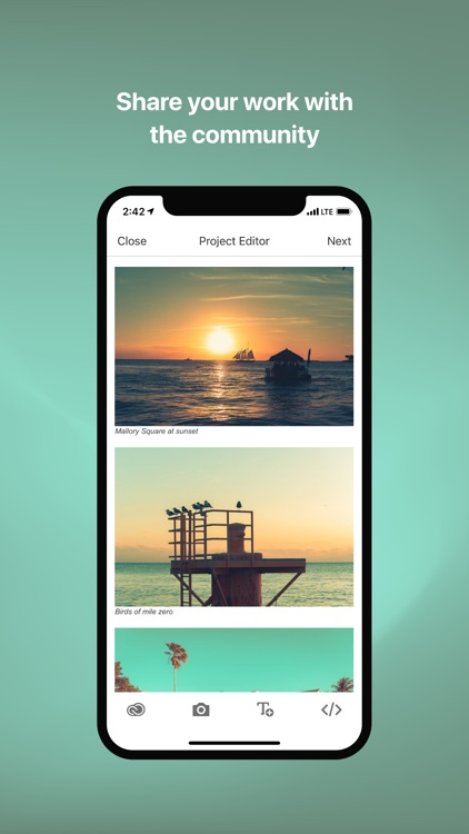 Behance – Creative Portfolios screenshot-4