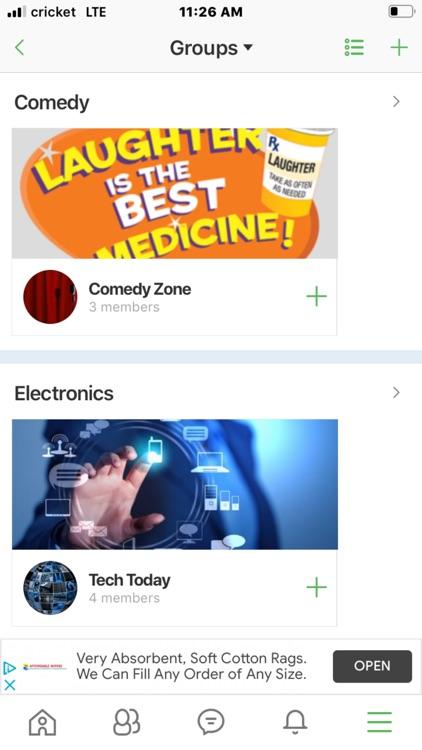 Friendscircuit screenshot-6