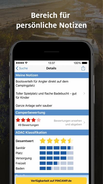 ADAC Camping / Stellplatz 2021 screenshot-6