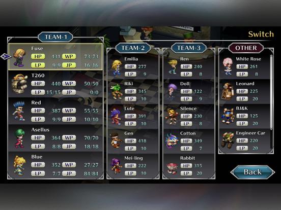SaGa Frontier Remastered screenshot 19
