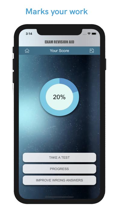 CSCS Supervisory Exam screenshot 4