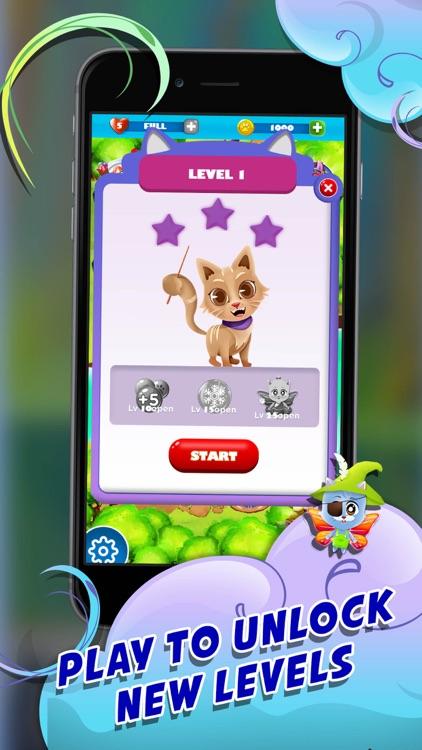 Catly: Bubble Shooter screenshot-4